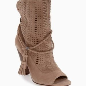 Dolce Vita Shoes - New!  Dolce Vital Maddox open toe bootie